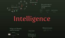 Intelligence (updated)