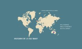 HISTORIA DE LA ISO 18001