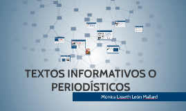 Copy of TEXTOS INFORMATIVOS O PERIODÍSTICOS