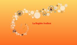 La Región Andina
