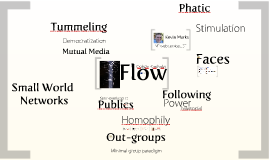 Publics, Flow, Phatic, Tummeling and Out-groups - New Words You Need to Know to Understand the Web