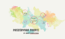 Preserving Food