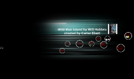 Wild Man Island by Will Hobbes