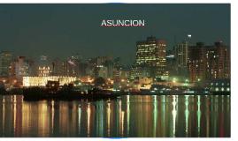 Centro Histórico de Asunción