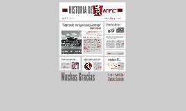 HISTORIA DE KFC
