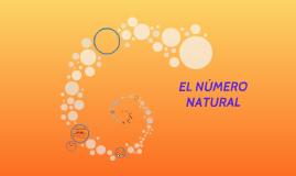 EL NÚMERO NATURAL