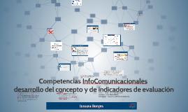 Competencias InfoComunicacionales