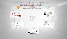 webexpo - predictive models