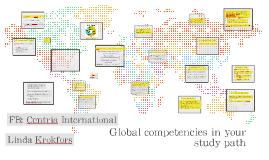 Going global - application Overseas 2018-2019