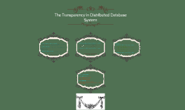 Copy of The Transparency in Distributed Database System