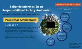 Copy of Taller de Responsabilidad Social y Ambiental