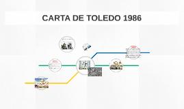 Copy of CARTA DE TOLEDO 1986