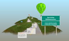Copy of Servicios Bibliotecarios