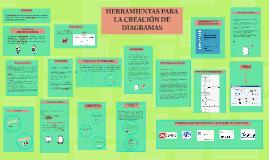 Copy of HERRAMIENTAS PARA LA CREACIÓN DE DIAGRAMAS