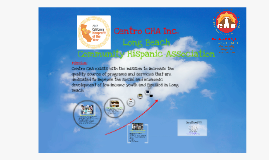 Copy of Centro CHA Inc. Programs & Services