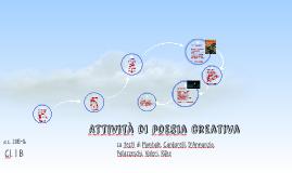 Attività di poesia creativa su testi di Montale, Cardarelli,