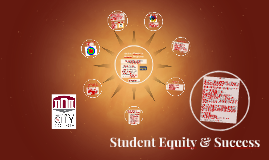 Student Equity & Success Program Presentation
