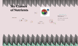 Six-Classes of Nutrients