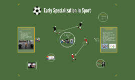 Early Specialization in Sport