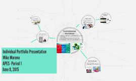 Individual Portfolio Presentation