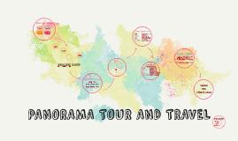 PANORAMA TOUR AND TRAVEL
