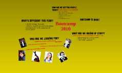 Bootcamp 2010