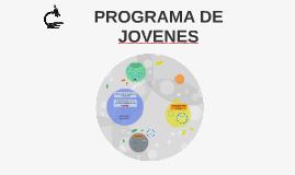 PROGRAMA DE JOVENES