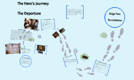 The Hero's Journey: Departure