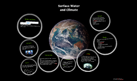 Climate and Surface Water