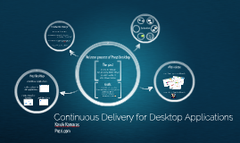 Continuous Delivery for Desktop Applications