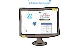 Validation des données - FR