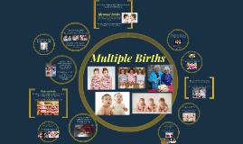 Multiple Pregnancy