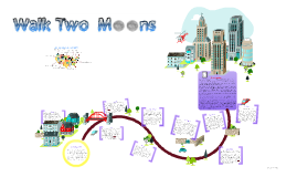 walk two moons by clary on prezi