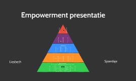 Copy of Empowerment presentatie