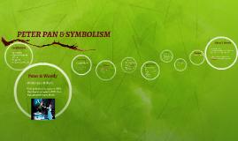 Copy of PETER PAN & SYMBOLISM