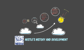 Copy of Nestle's history and progress