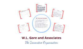 w l gore and associates case