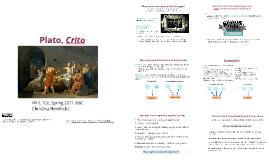 Plato, Crito