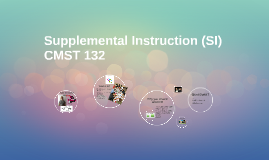 Copy of SI ( Supplemental Instruction)