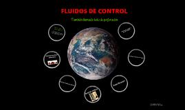 4. Fluidos de control
