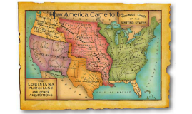 how america came to be