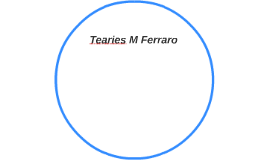 Tearies M Ferraro