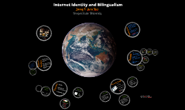 Internet Identity and Bilingualism