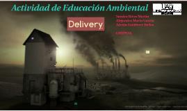 Actividad de Educación Ambiental