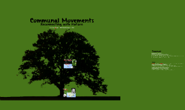 Communal Movements