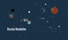 3/22 Russian Revolution