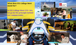 What does ITE College West stand for?