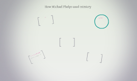 How Michael Phelps used mimicry