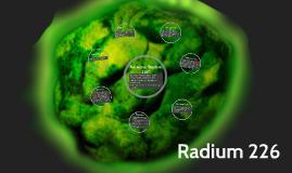 Radium 226