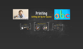 Printing: Getting Started